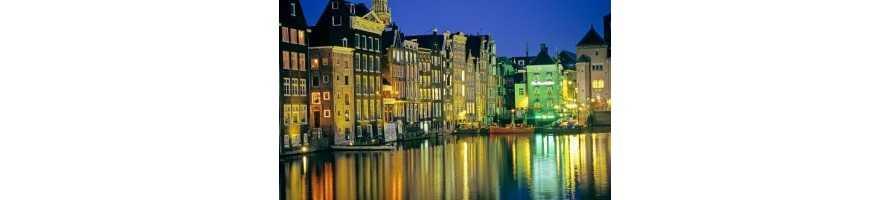 Amsterdam liberté