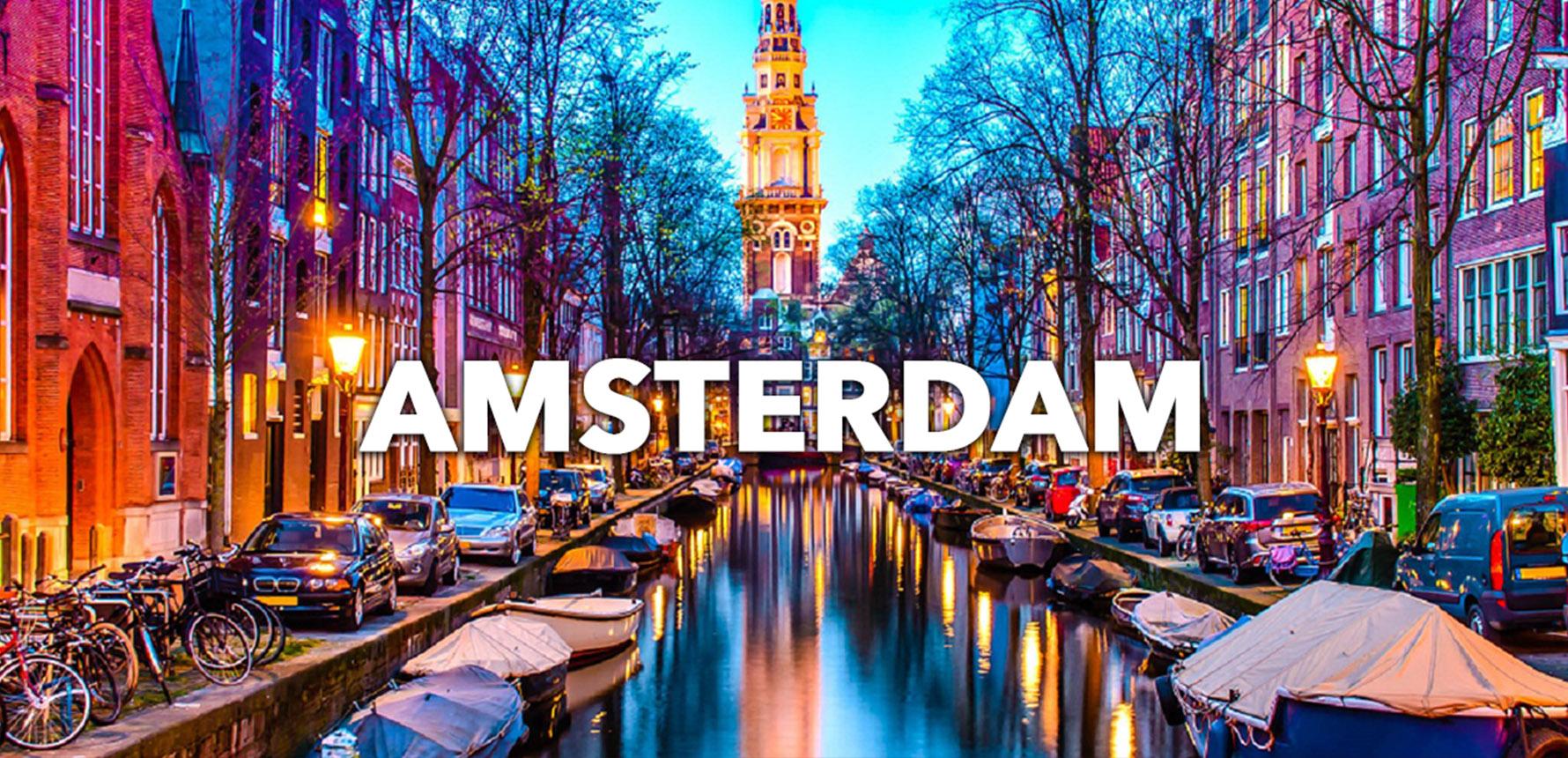 Nos Séjours à Amsterdam