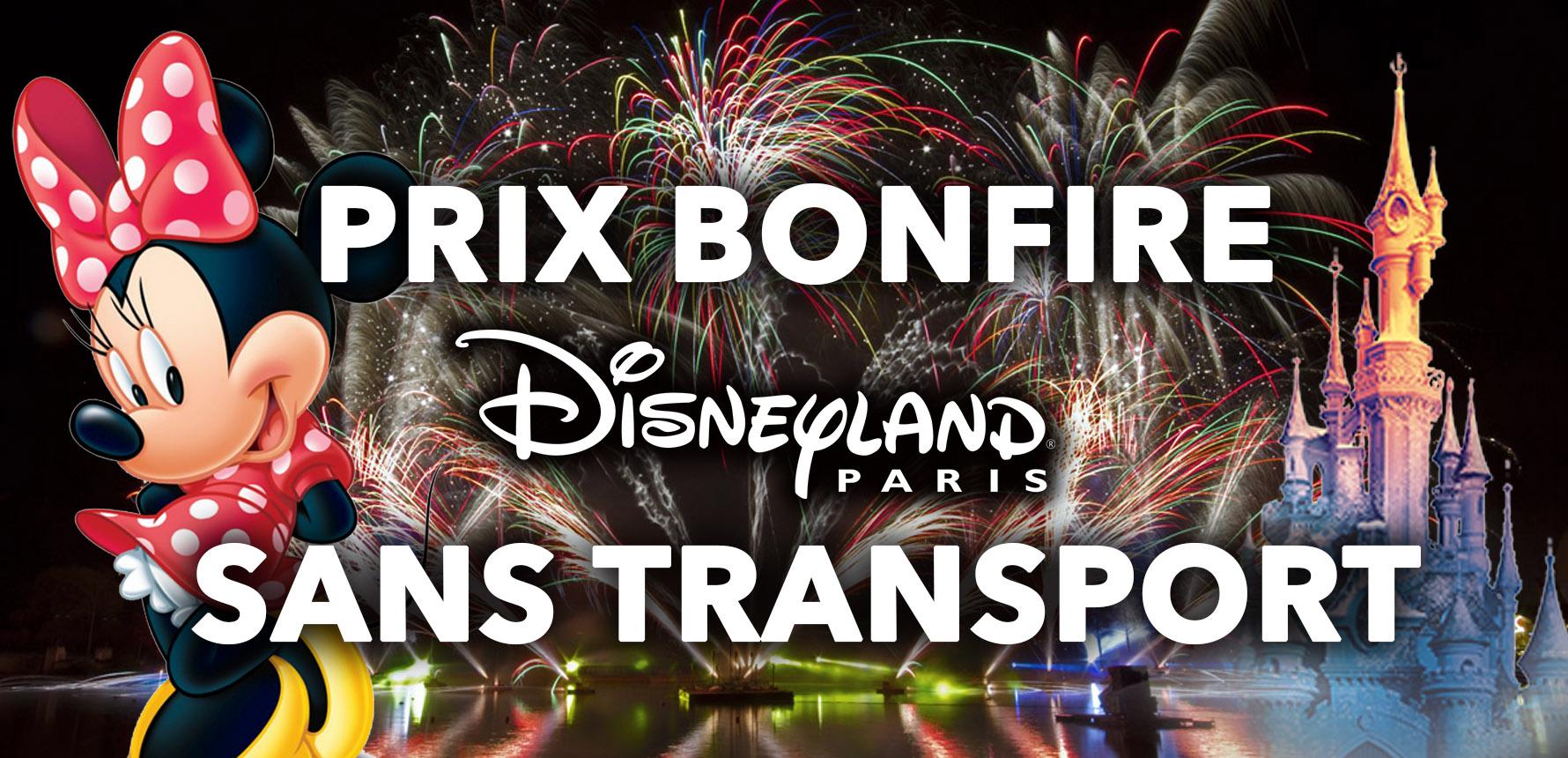 Les prix les + bas pour Disneyland Paris en 2019 - SANS Transport