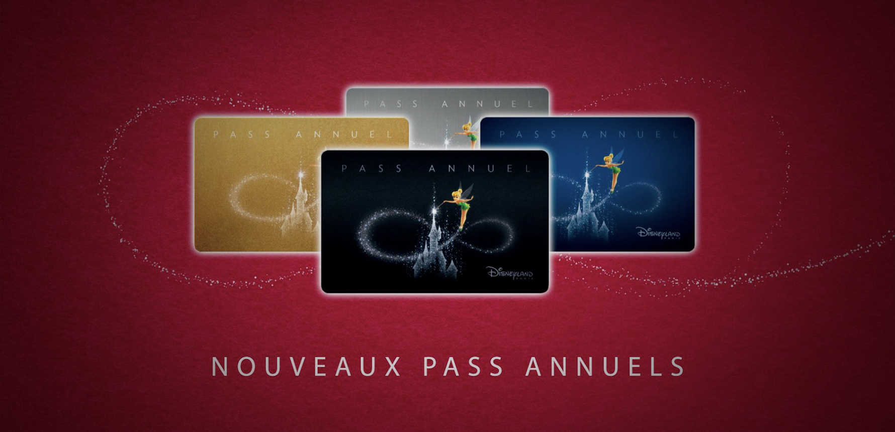 Les Pass Annuels de Disneyland Paris