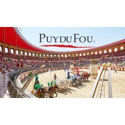 Puy du Fou et Zoo de la...