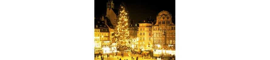 Marché de Noel à Strasbourg et Metz ou Nancy et Metz 2019