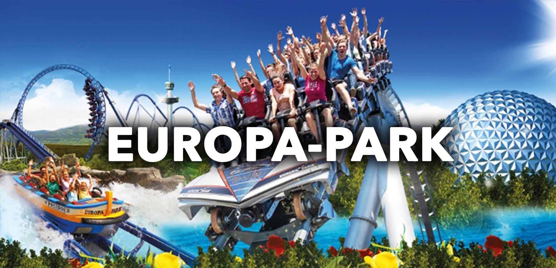Nos séjours à Europa-Park