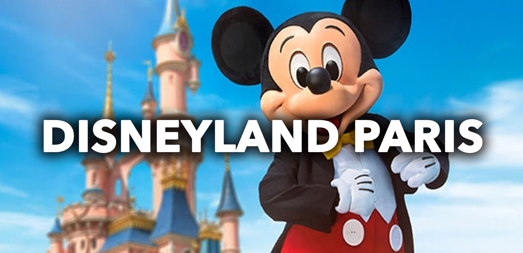 Déroulement de nos séjours à Disneyland Paris