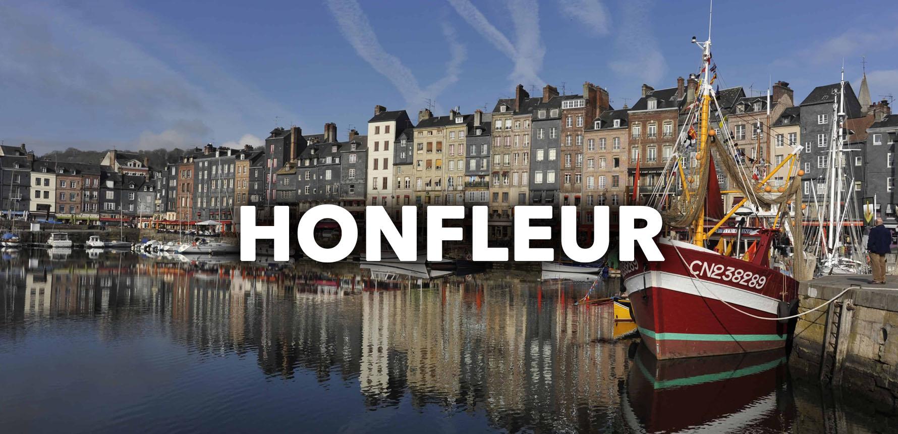 Nos Séjours à Honfleur et Etretat/Dieppe